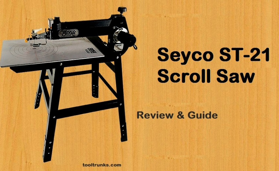 [Review] Seyco ST-21 Scroll Saw – Is it Worth Buying ?
