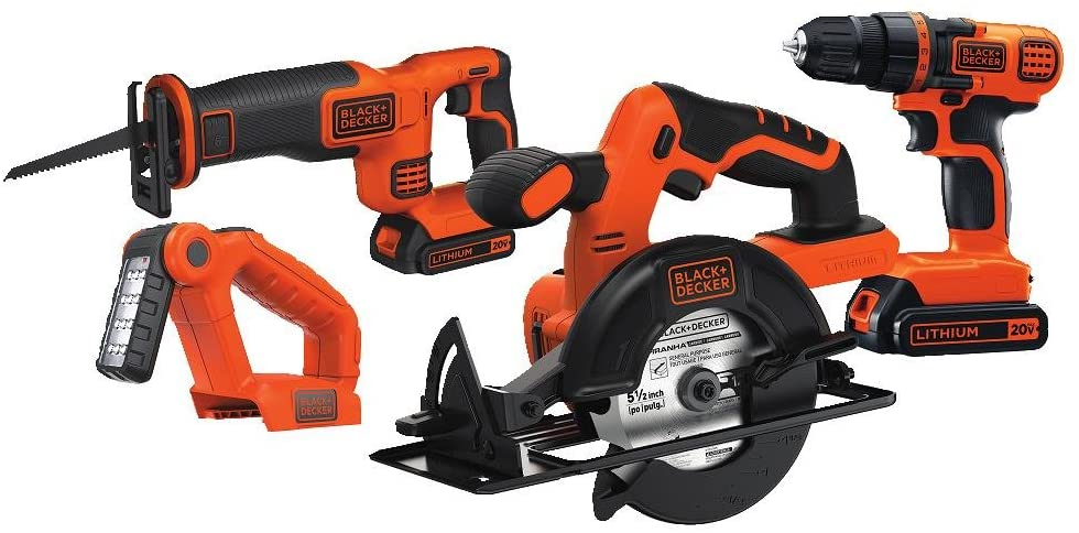 BLACK+DECKER 20V MAX Cordless Drill Combo Kit Online Reviews